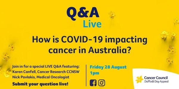 Live  Q&A event