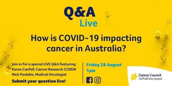 Live  Q&A event