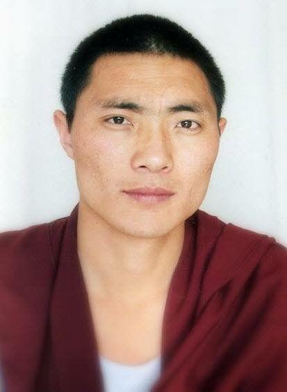 Tamkey- former Tibetan monk and now apparent Saint :)