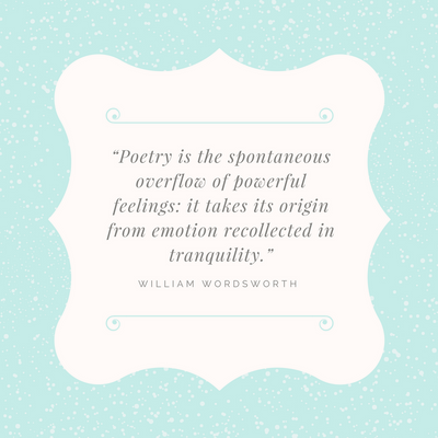 """""""Poetry is the spontaneous overflow of powerful feelings- it takes its origin from emotion recollected in tranquility."""".png"""